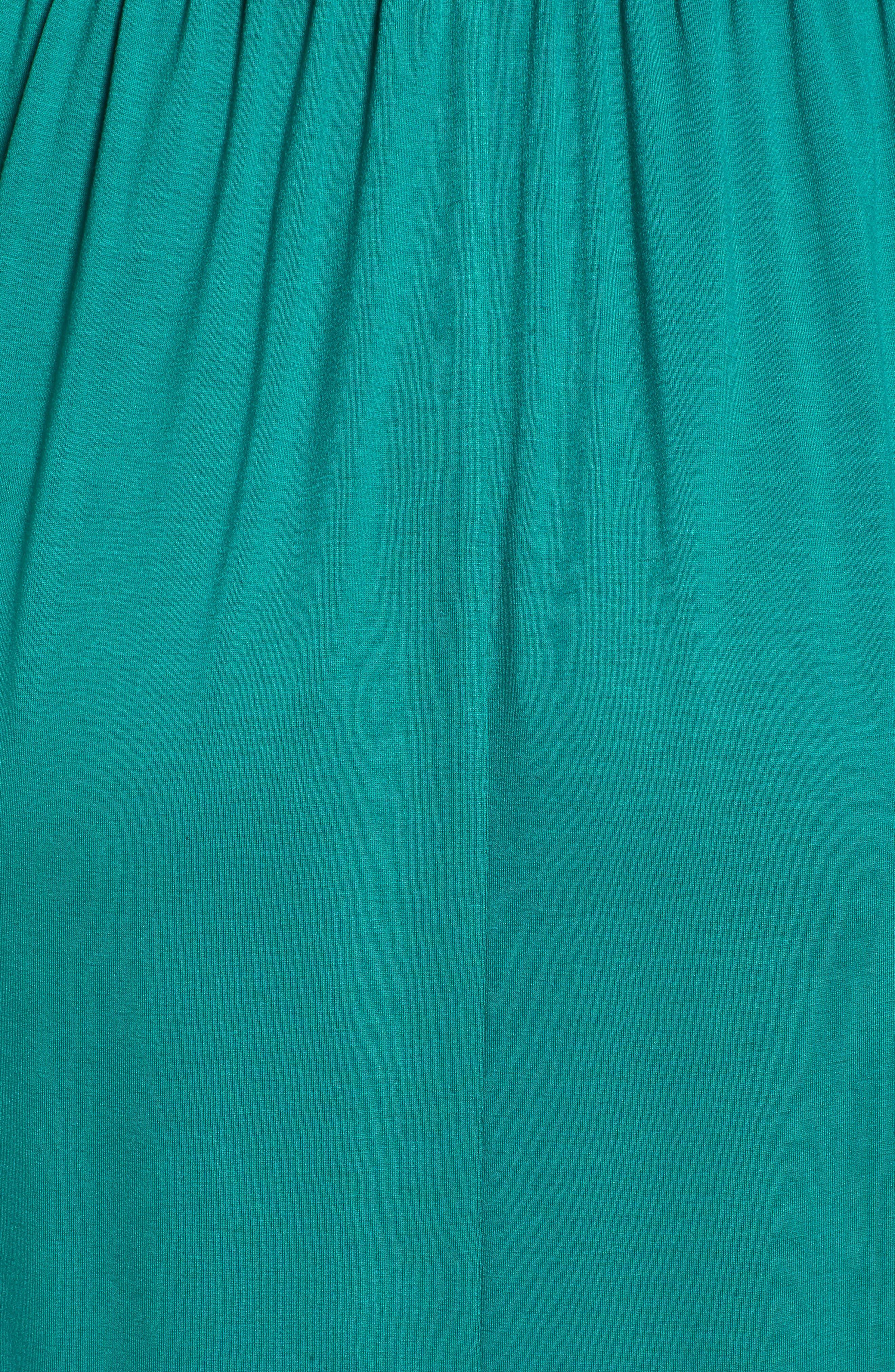 ,                             High Neck Maxi Dress,                             Alternate thumbnail 13, color,                             301