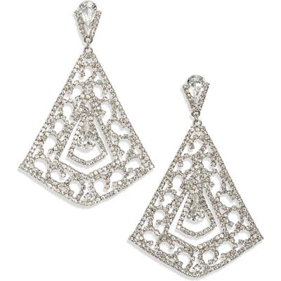 Cristabelle Cry Filigree Drop Earrings