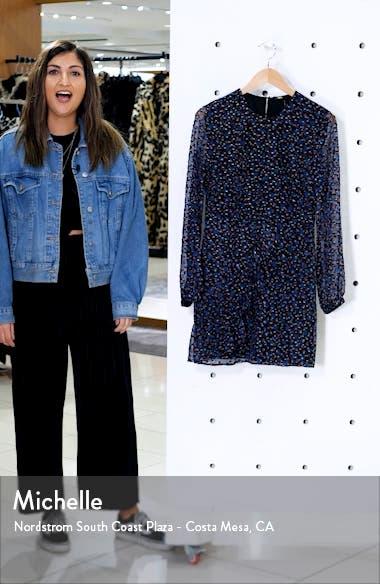 Revano Long Sleeve Minidress, sales video thumbnail