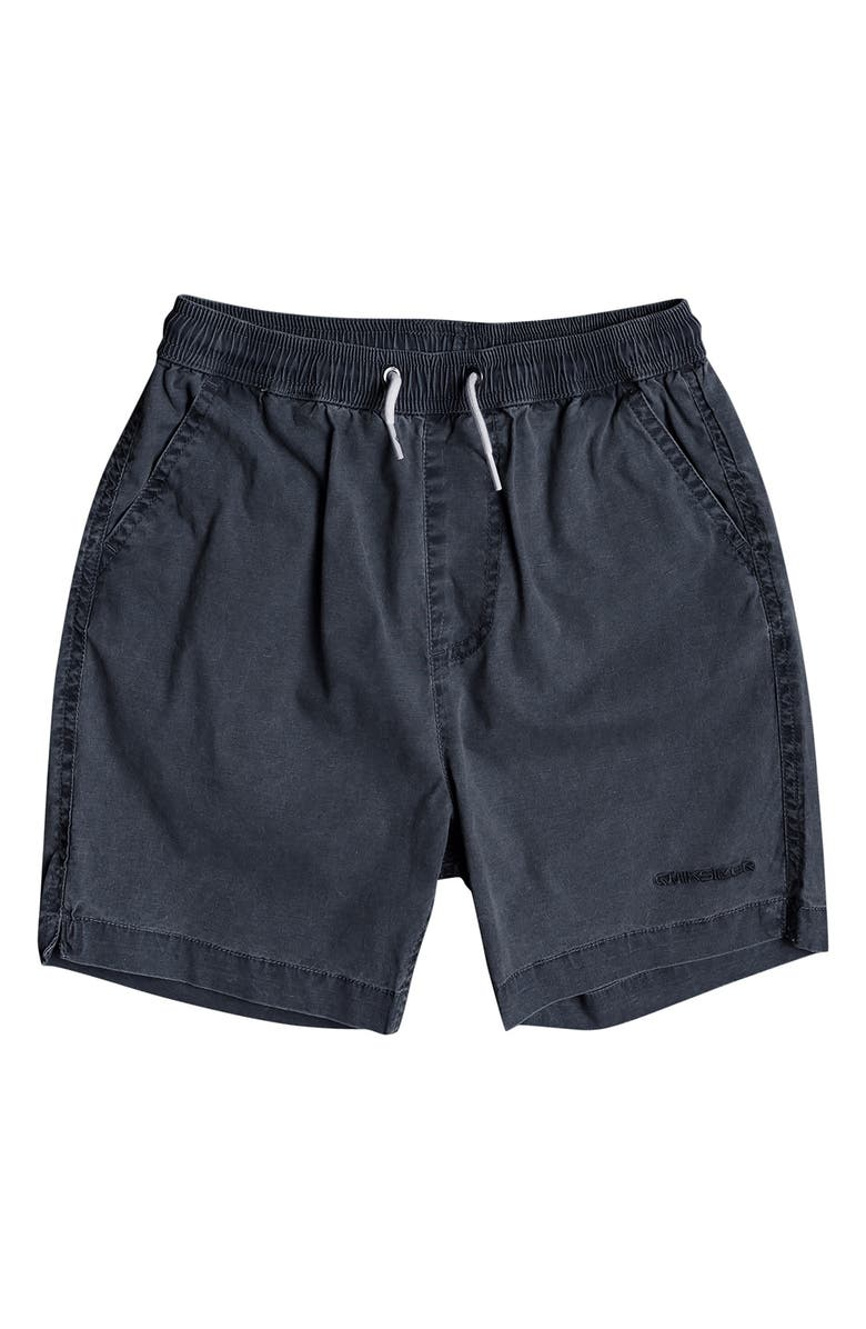 QUIKSILVER Drawstring Shorts, Main, color, PARISIAN NIGHT