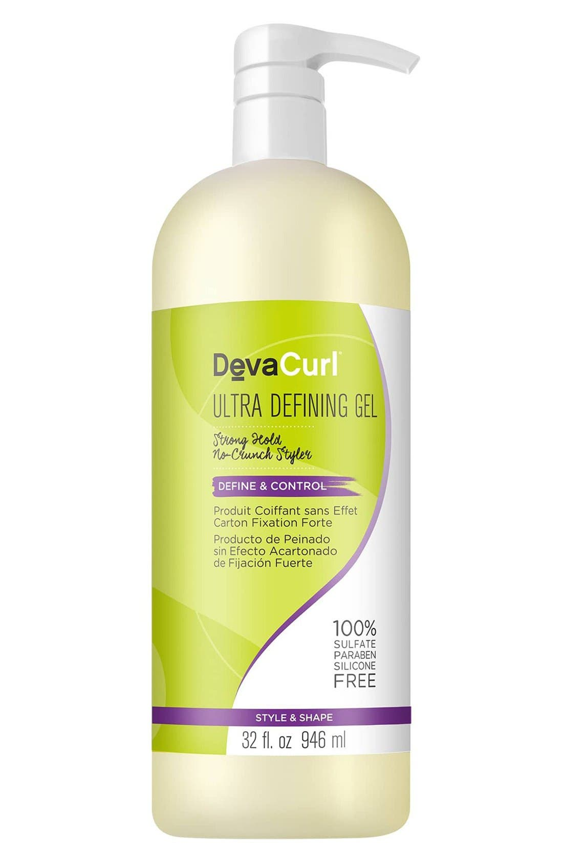 Image of DEVACURL Ultra Defining Gel - 32 oz