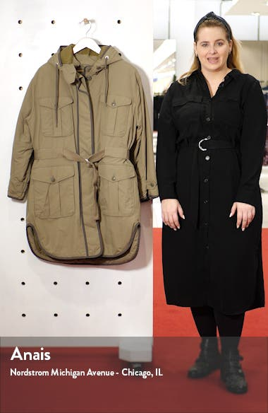 Basse Belted Coat, sales video thumbnail