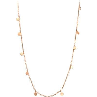 Kismet By Milka Dangle Charm Necklace