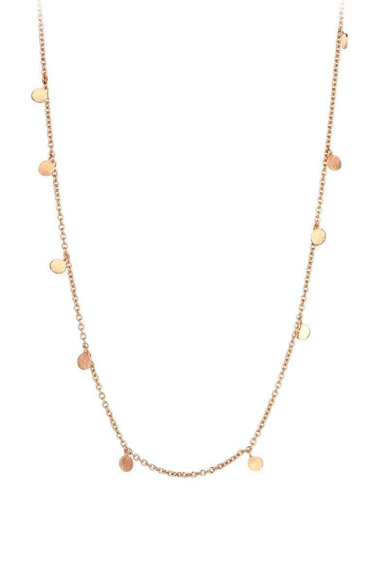 KISMET BY MILKA Dangle Charm Necklace, Main, color, 712