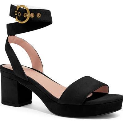 Coach Serena Platform Sandal, Black
