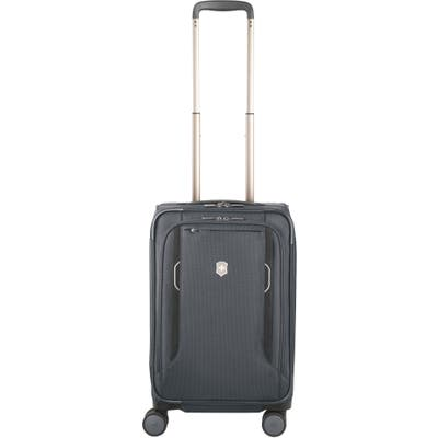 Victorinox Swiss Army Werks 6.0 Frequent Flyer 22-Inch International Spinner Carry-On - Grey