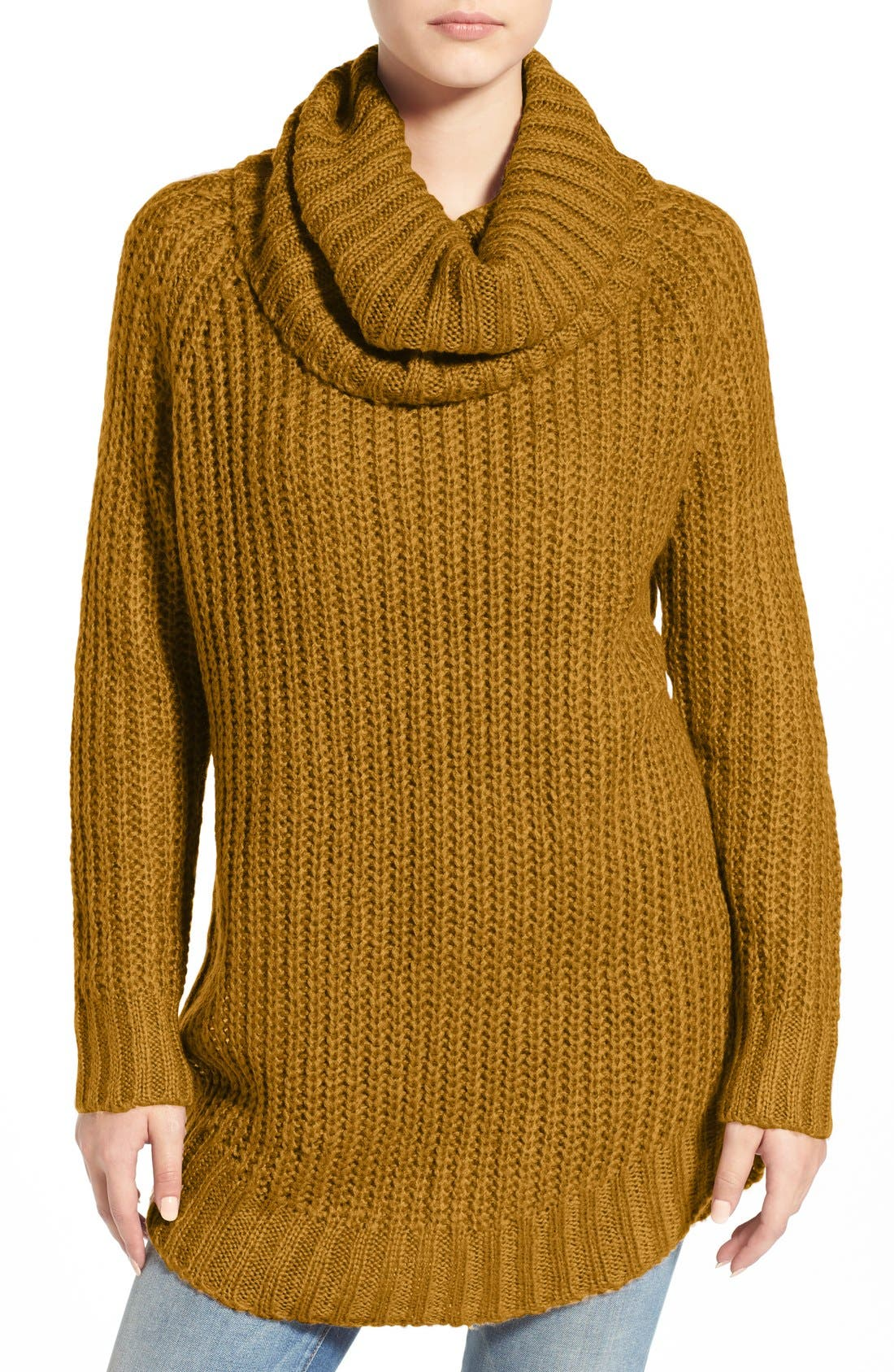 ,                             Cowl Neck Sweater,                             Main thumbnail 38, color,                             701
