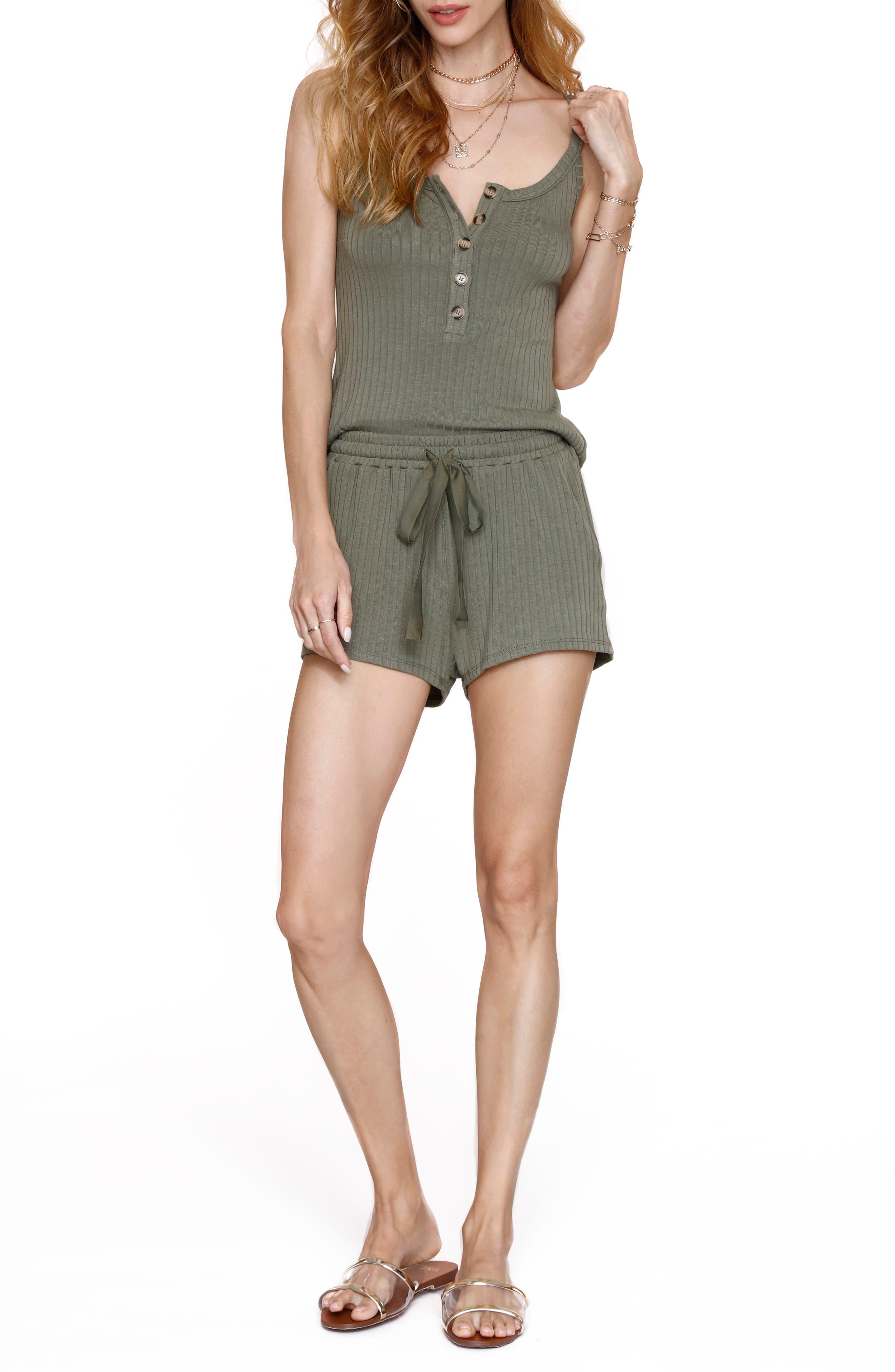 Ramona Drawstring Shorts