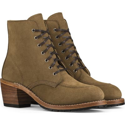 Red Wing Clara Boot- Green