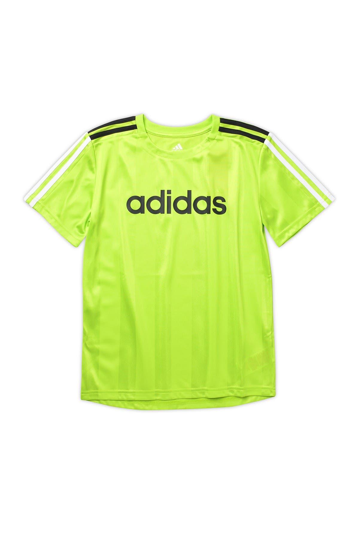 Image of ADIDAS ORIGINALS Short Sleeve Logo T-Shirt
