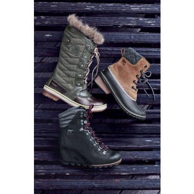 Sorel Slimpack Ii Waterproof Boot- Beige