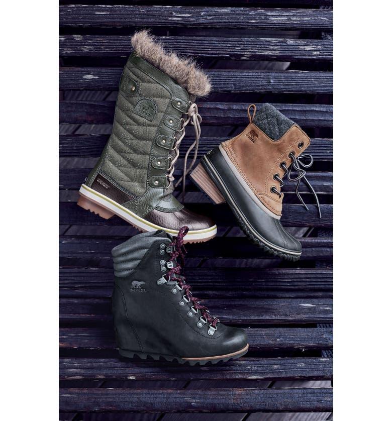 SOREL Slimpack II Waterproof Boot, Main, color, 050