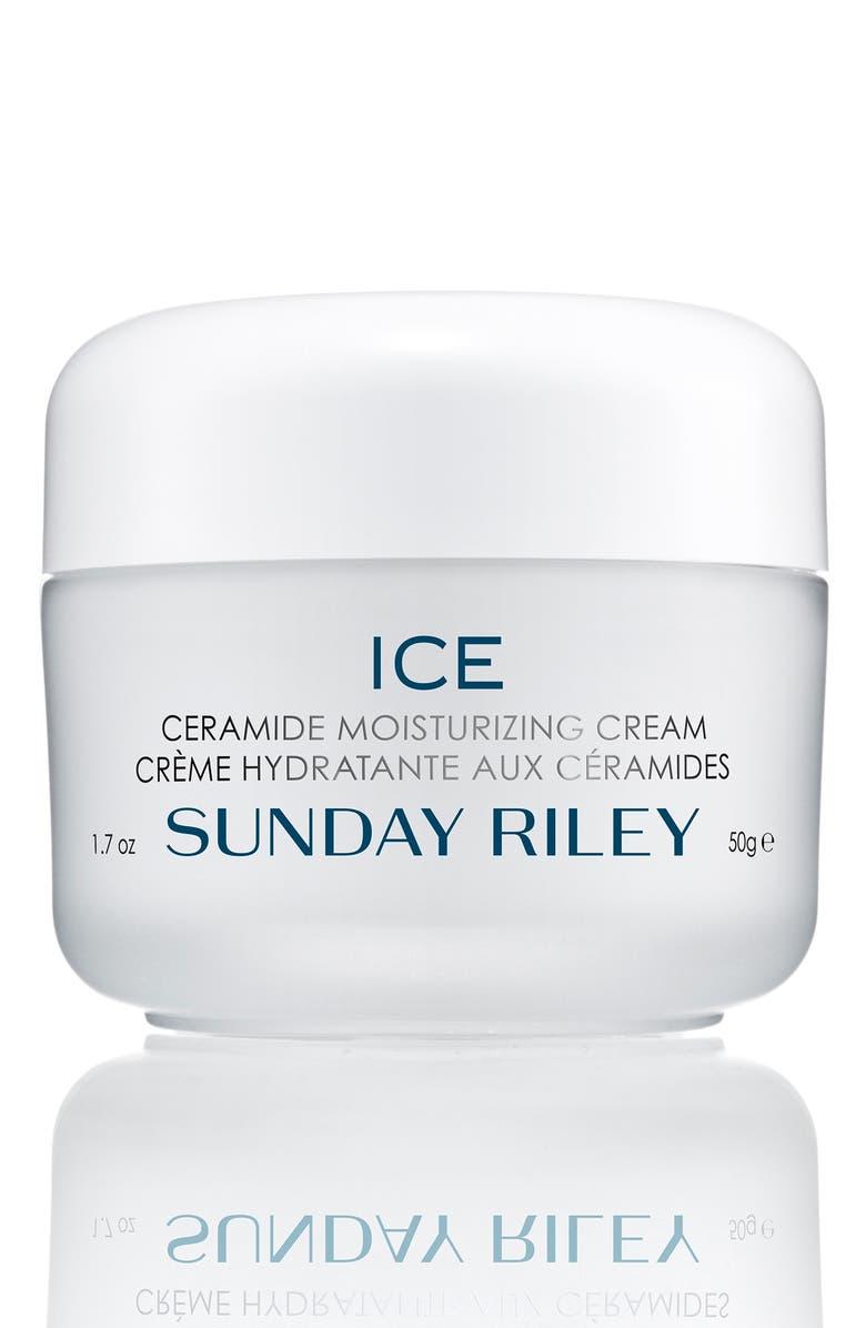 SUNDAY RILEY Ice Ceramide Moisturizing Cream, Main, color, 000