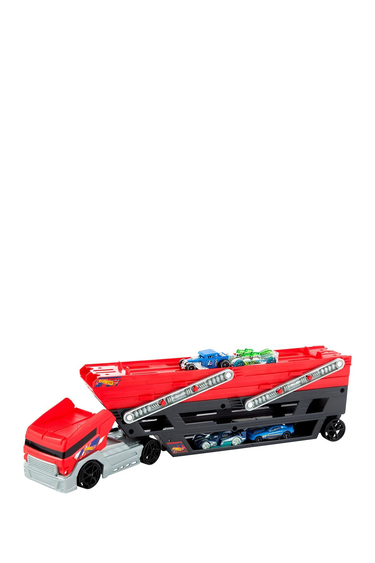 Image of Mattel Hot Wheels Mega Hauler Set