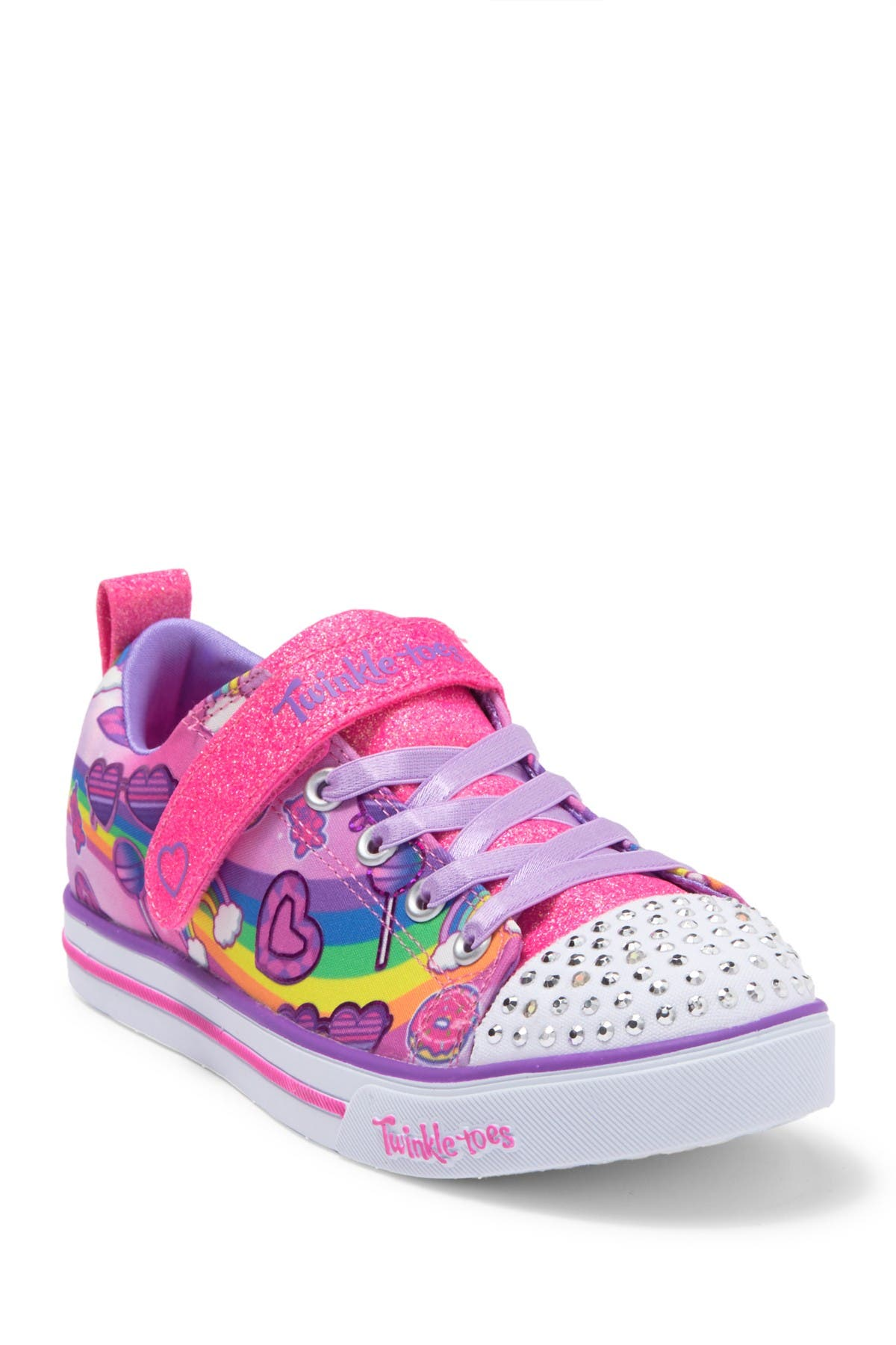 Image of Skechers Sparkle Lite - Rainbow Skies Sneaker