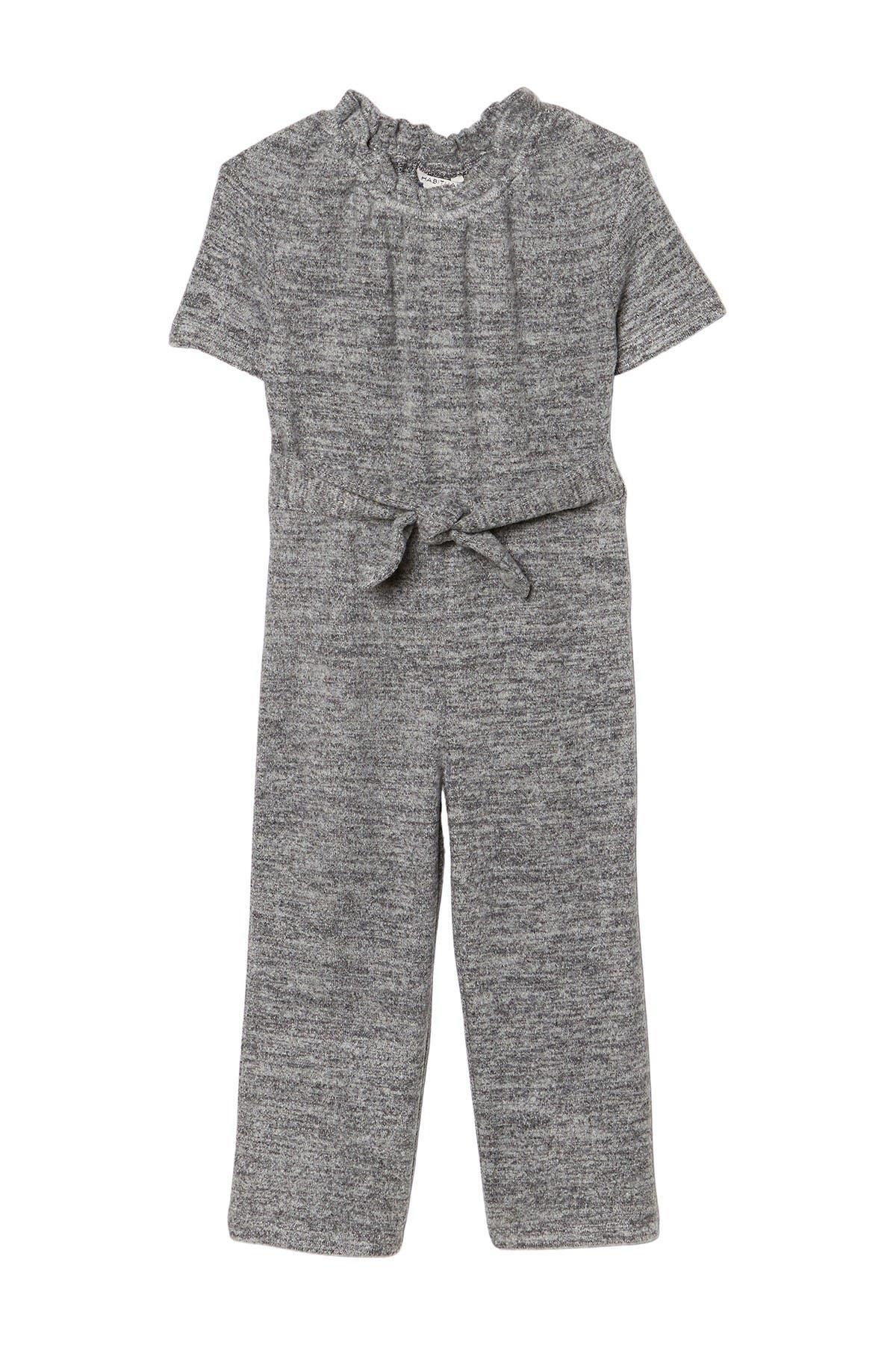 Image of Habitual Emelia Hatchi Knit Jumpsuit