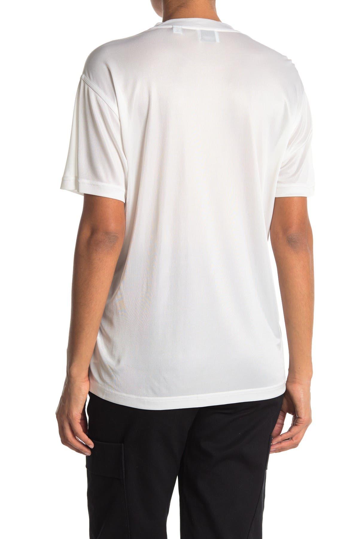 Image of Burberry Carrick Unicorn Sketch T-Shirt