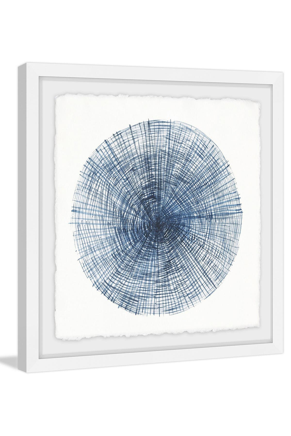 Image of Marmont Hill Inc. Embossed Tree Ring Wall Art