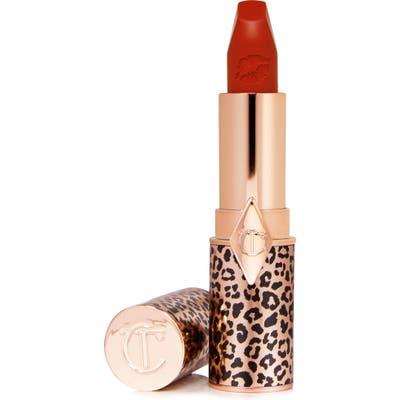 Charlotte Tilbury Hot Lips 2 Lipstick - Red Hot Susan / Matte