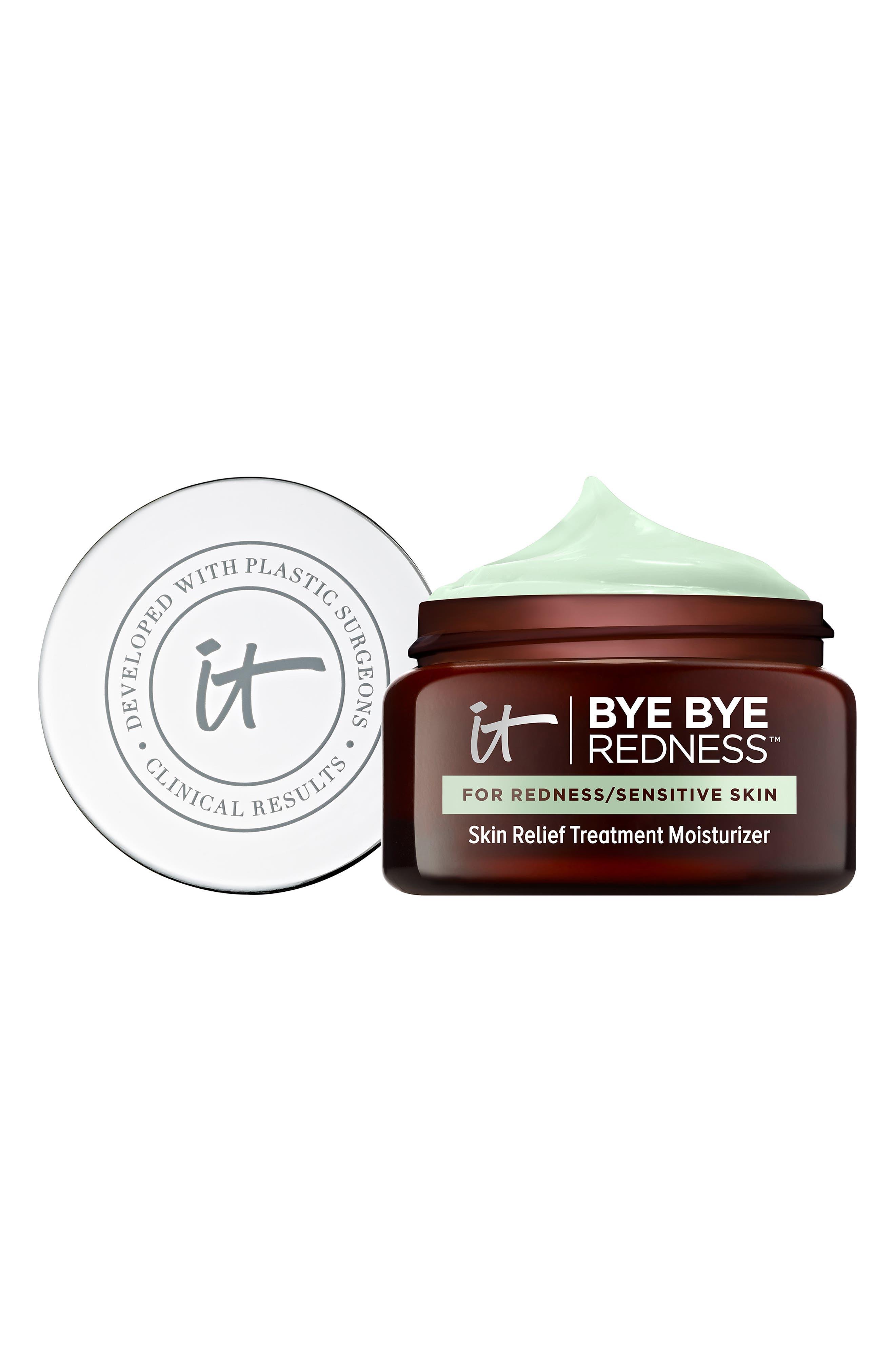 Bye Bye Redness Sensitive Skin Moisturizer
