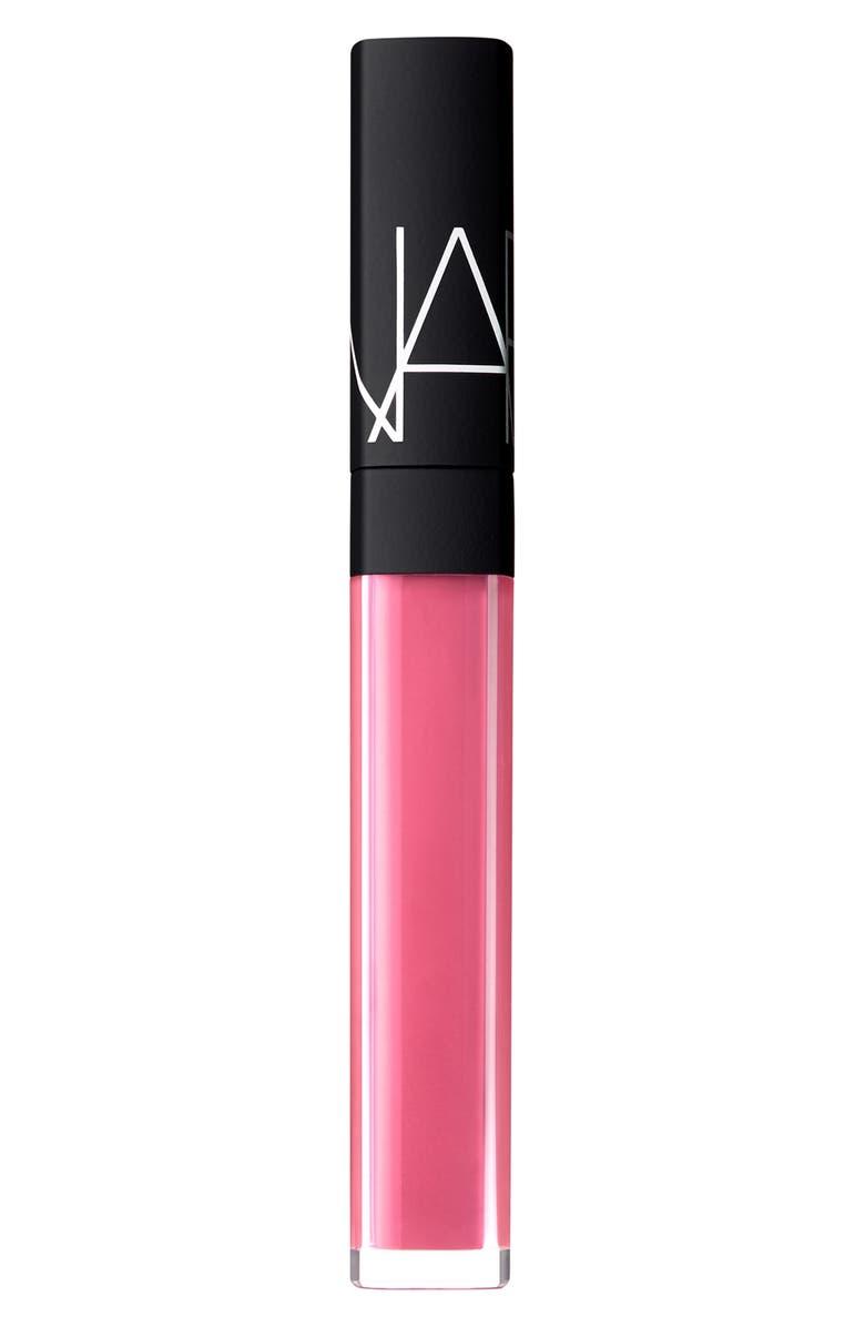 NARS Lip Gloss, Main, color, LOVE ME DO
