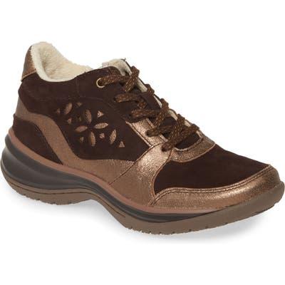 Jambu Dahlia Sneaker, Brown
