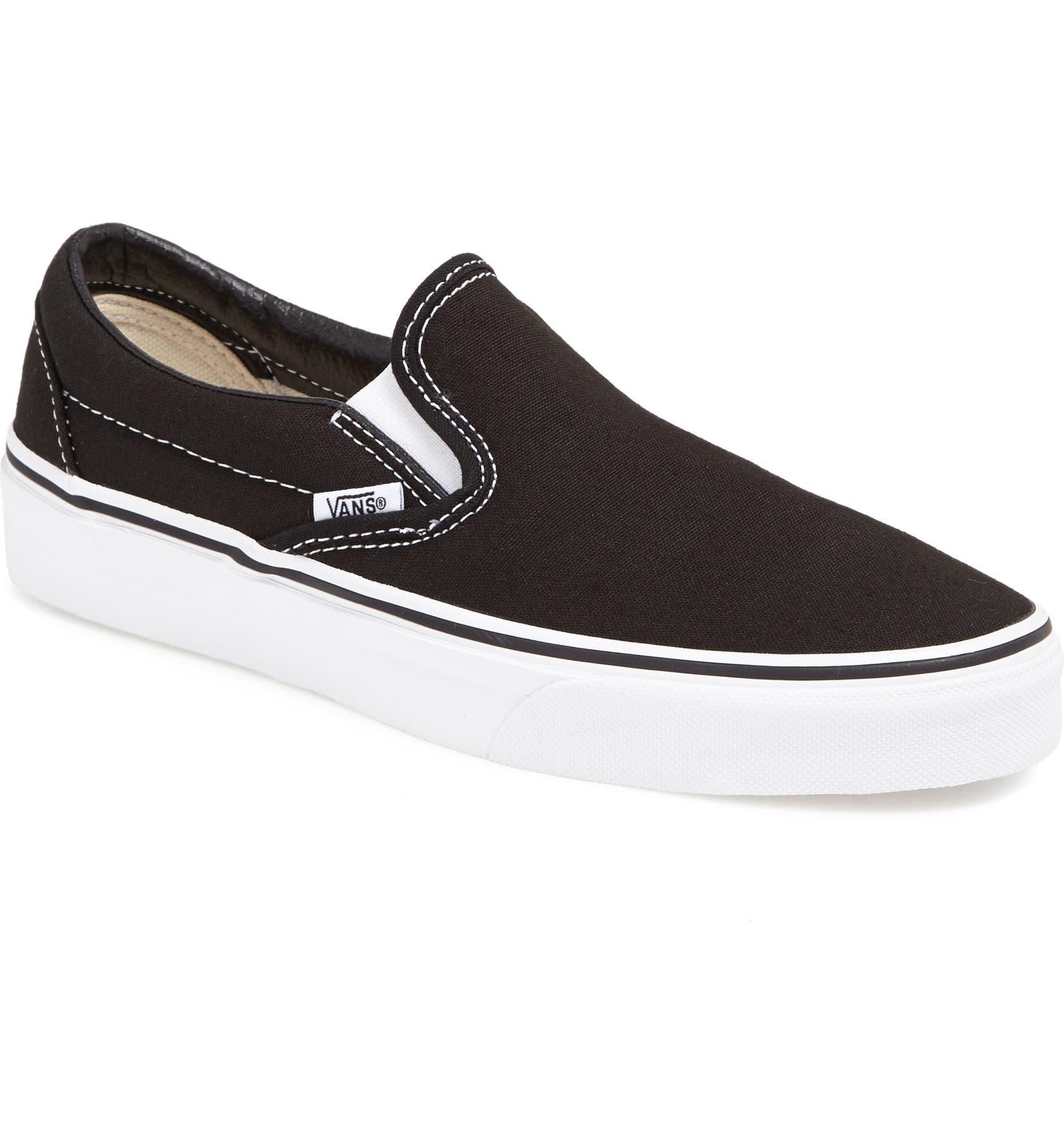 22de7100f8 Vans Classic Slip-On Sneaker (Women) | Nordstrom