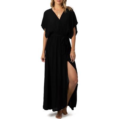 Rip Curl Hideaway Maxi Dress, Black