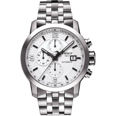 Tissot Prc200 Automatic Chronograph Bracelet Watch,