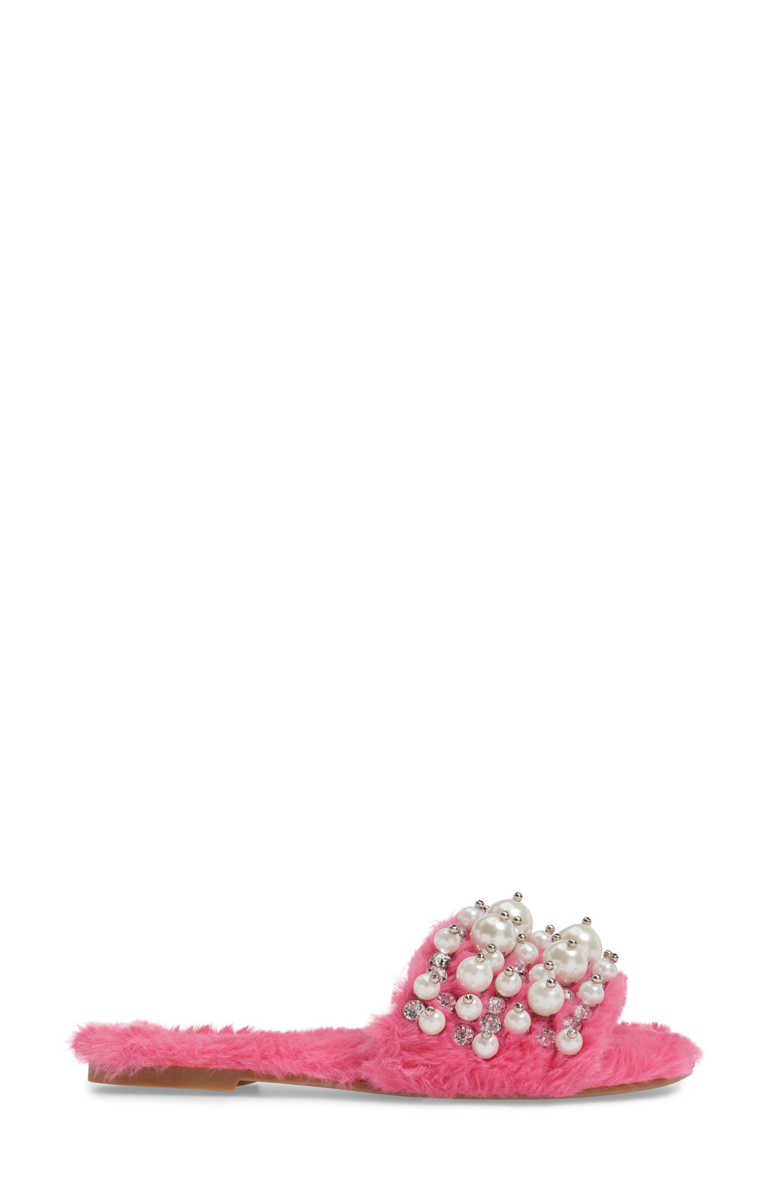 ,                             Facil Embellished Slide Sandal,                             Alternate thumbnail 39, color,                             670