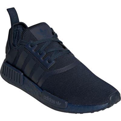 Adidas Originals Nmd R1 Sneaker- Blue
