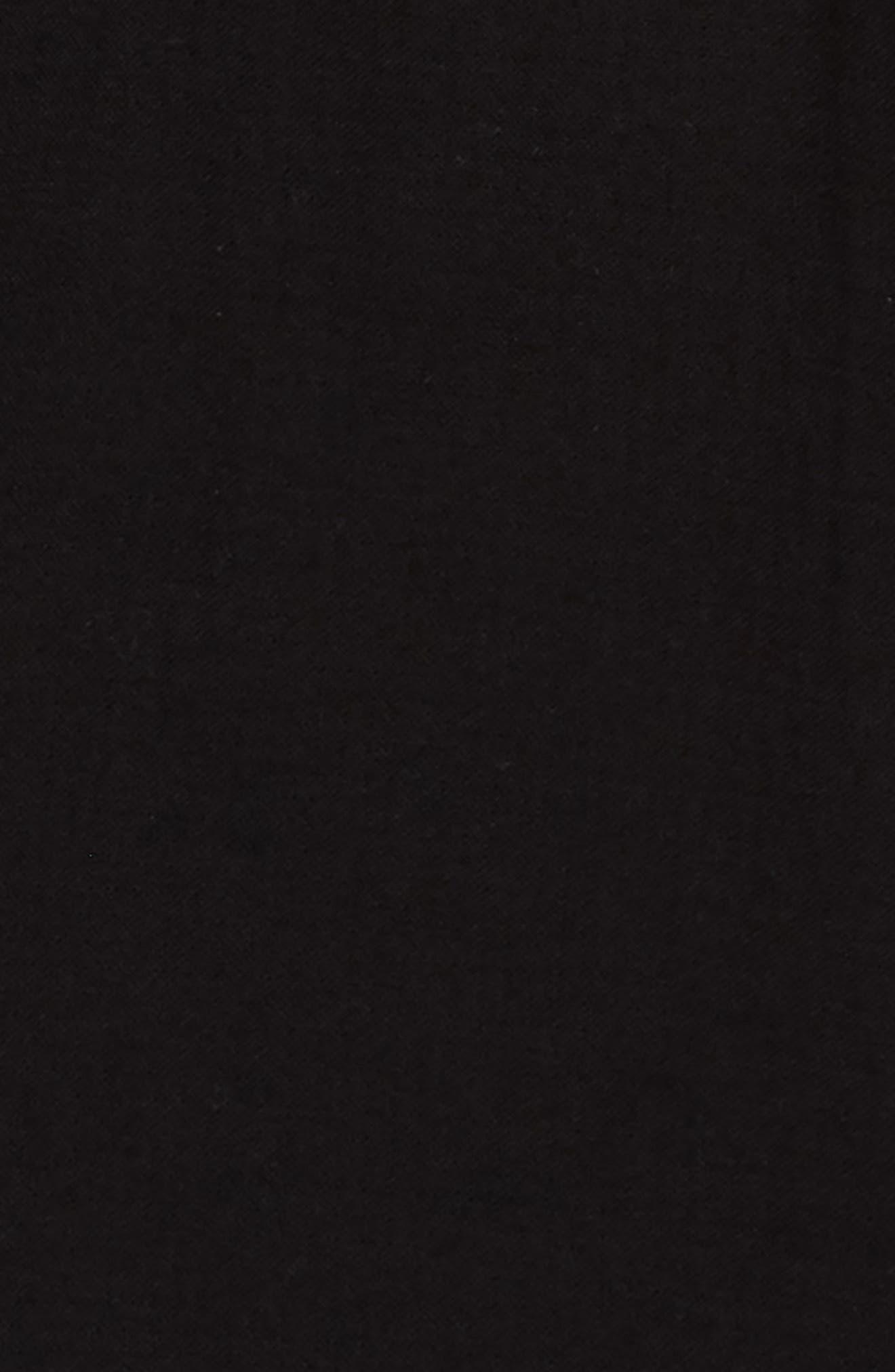 ,                             Monkey Shorts,                             Alternate thumbnail 2, color,                             BLACK