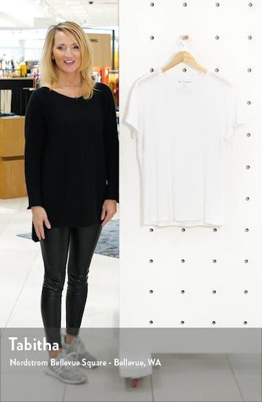 x Alex Costa Cuffed T-Shirt, sales video thumbnail