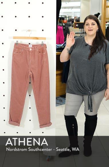 Mom Corduroy Pants, sales video thumbnail