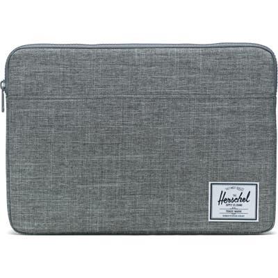 Herschel Supply Co. Anchor 15-Inch Macbook Sleeve - Grey