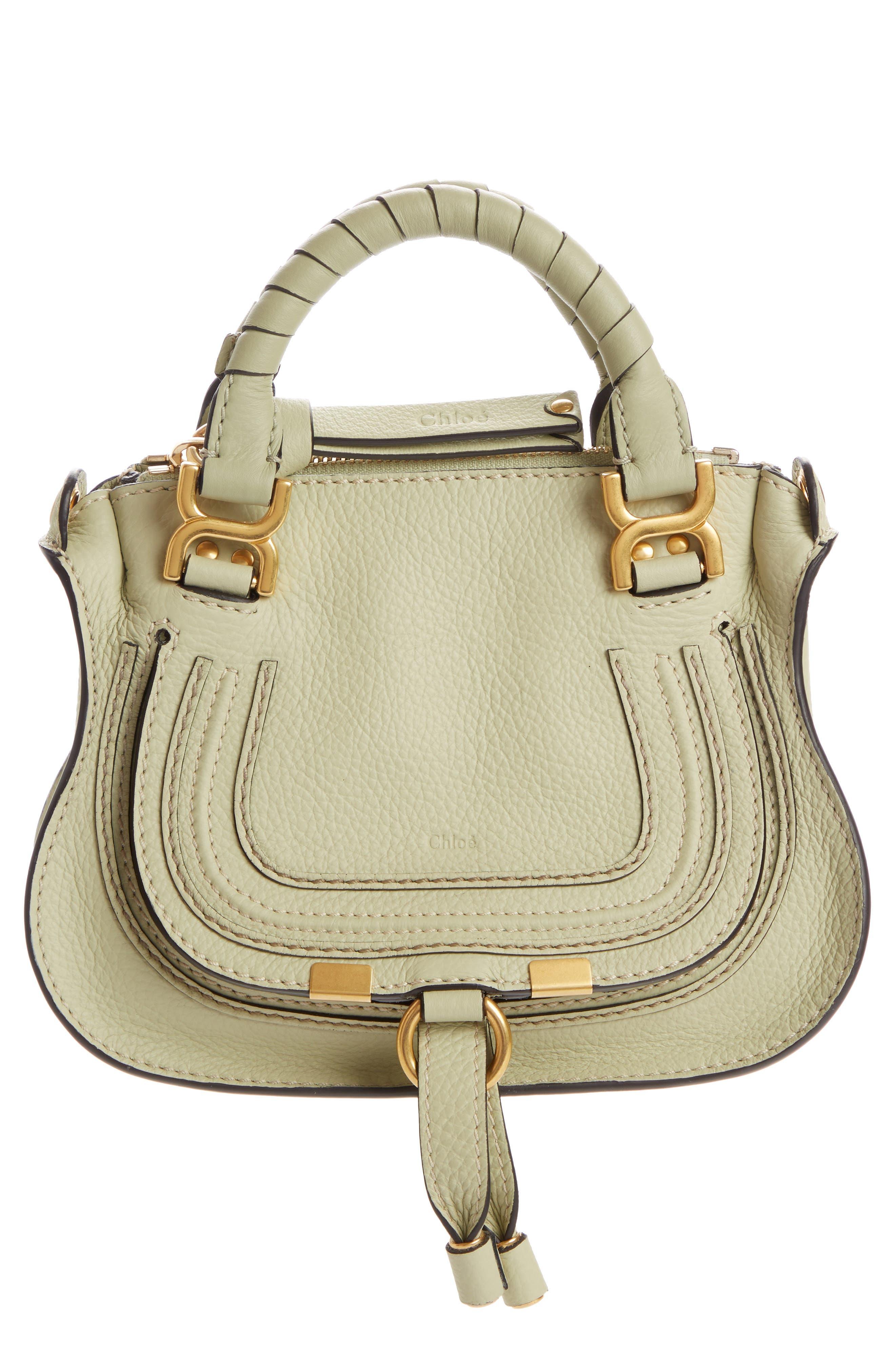 Chloé Mini Marcie Leather Crossbody Bag | Nordstrom