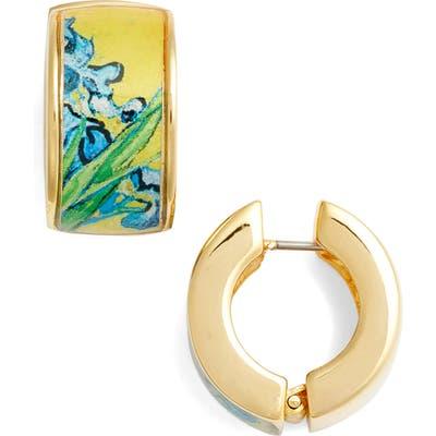 Erwin Pearl Irises Earrings