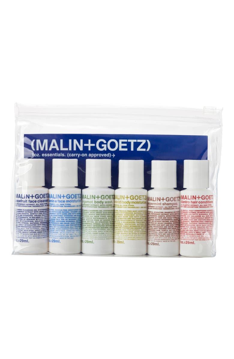 MALIN+GOETZ Travel Size Essential Kit, Main, color, NO COLOR
