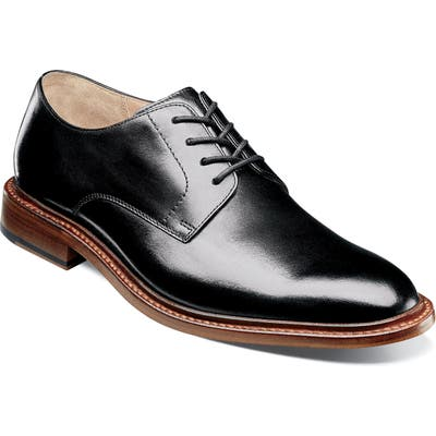 Florsheim Imperial Mercantile Plain Toe Derby- Black