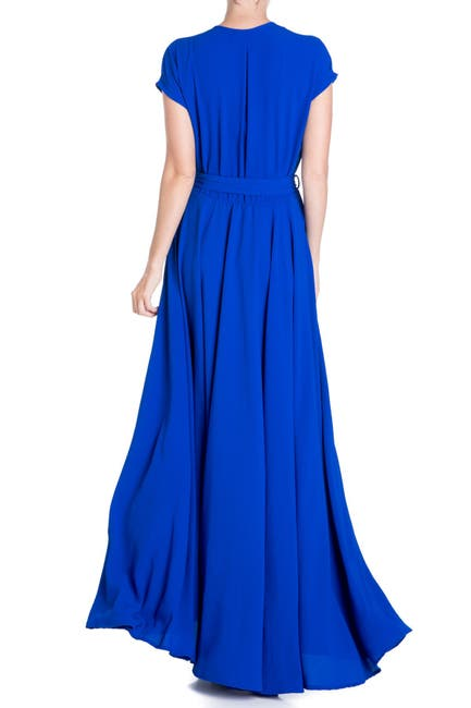 Image of Meghan LA Jasmine Slit Maxi Dress