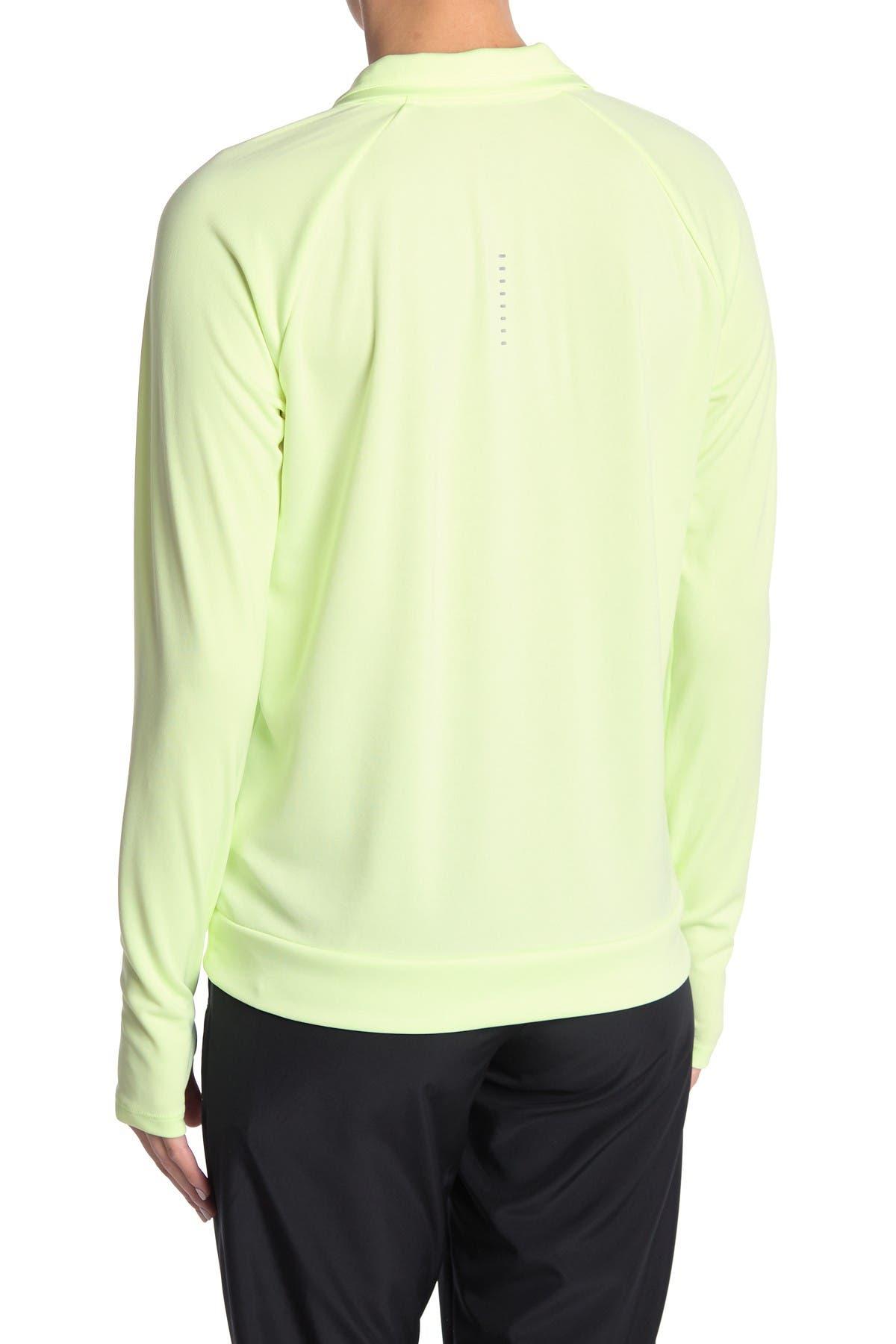 Nike Tops SWOOSH HALF ZIP JACKET