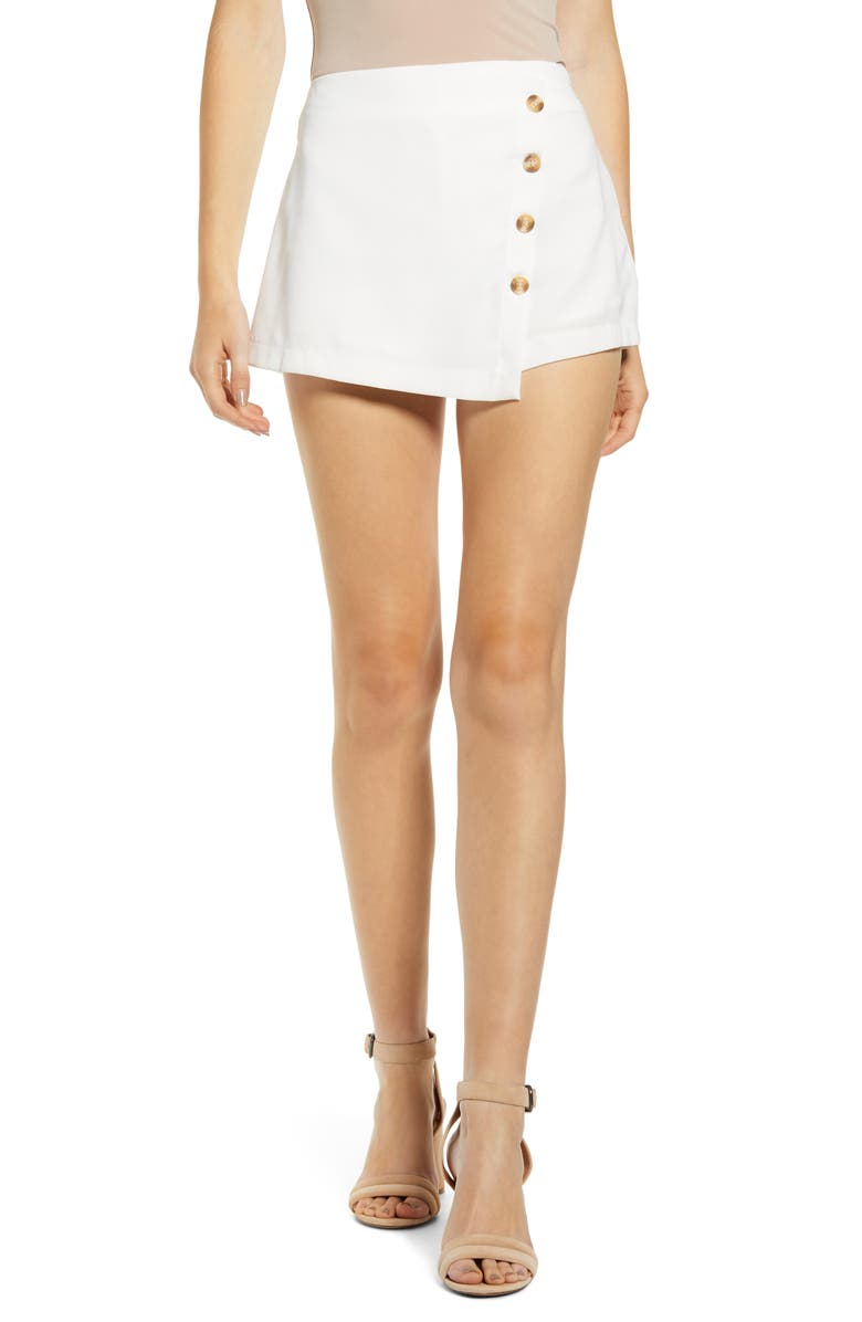 Bishop Young Button Front Skort