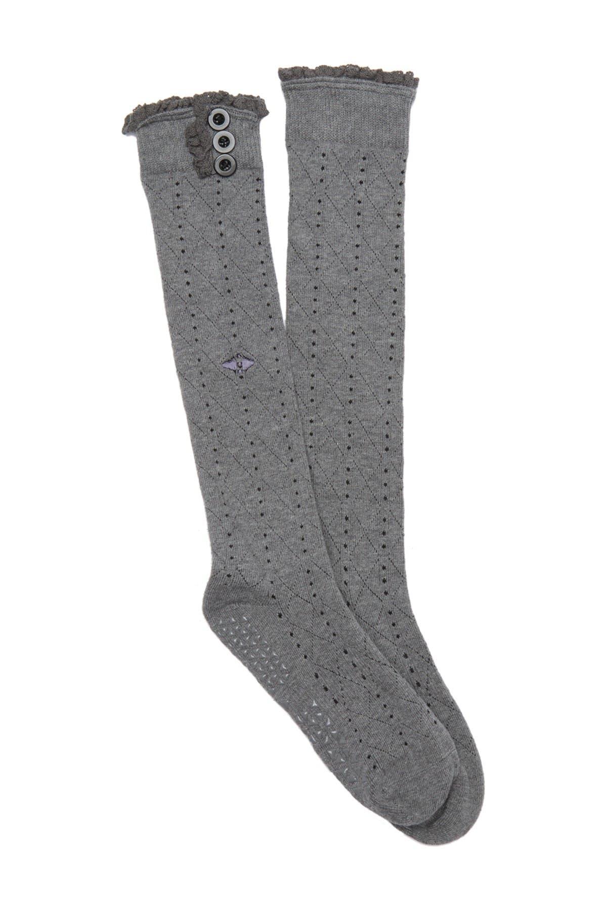 Image of Tavi Noir Selah Grip Knee High Socks