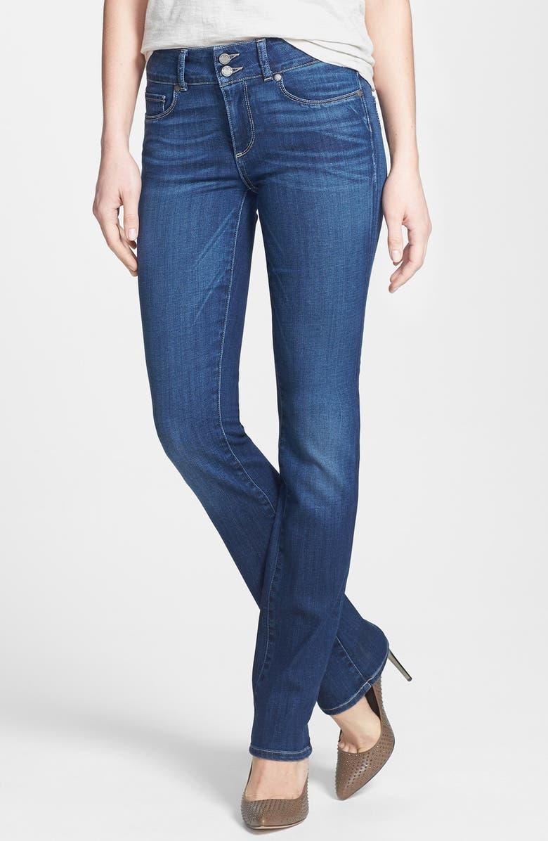 f917fc6e114 Paige Denim 'Hidden Hills' Straight Leg Jeans (Reseda) | Nordstrom