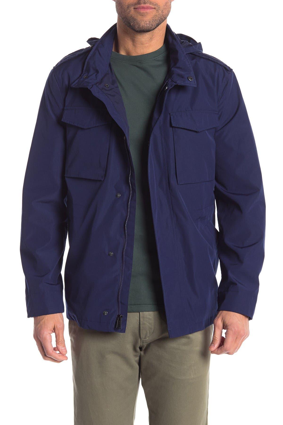 Cole Haan Mens Field Parka Jacket