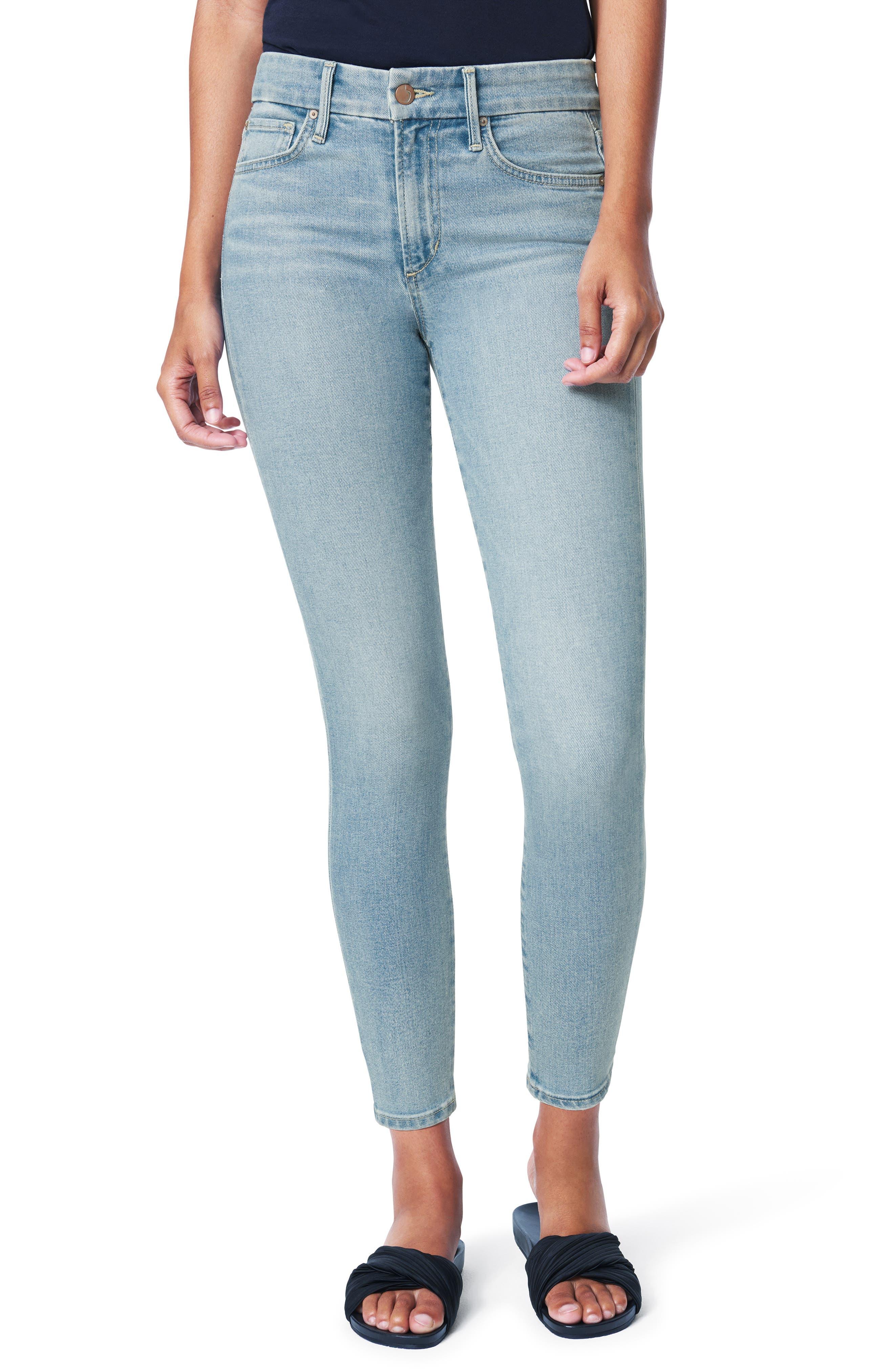 Women's Joe's The Icon Crop Skinny Jeans