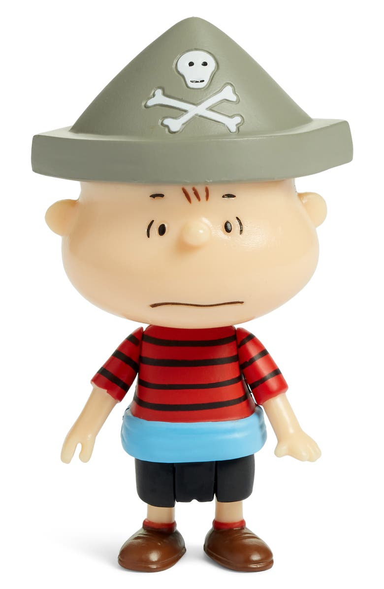 PEANUTS Super7 x Peanuts<sup>®</sup> ReAction Linus Collectible Action Figure, Main, color, PIRATE LINUS