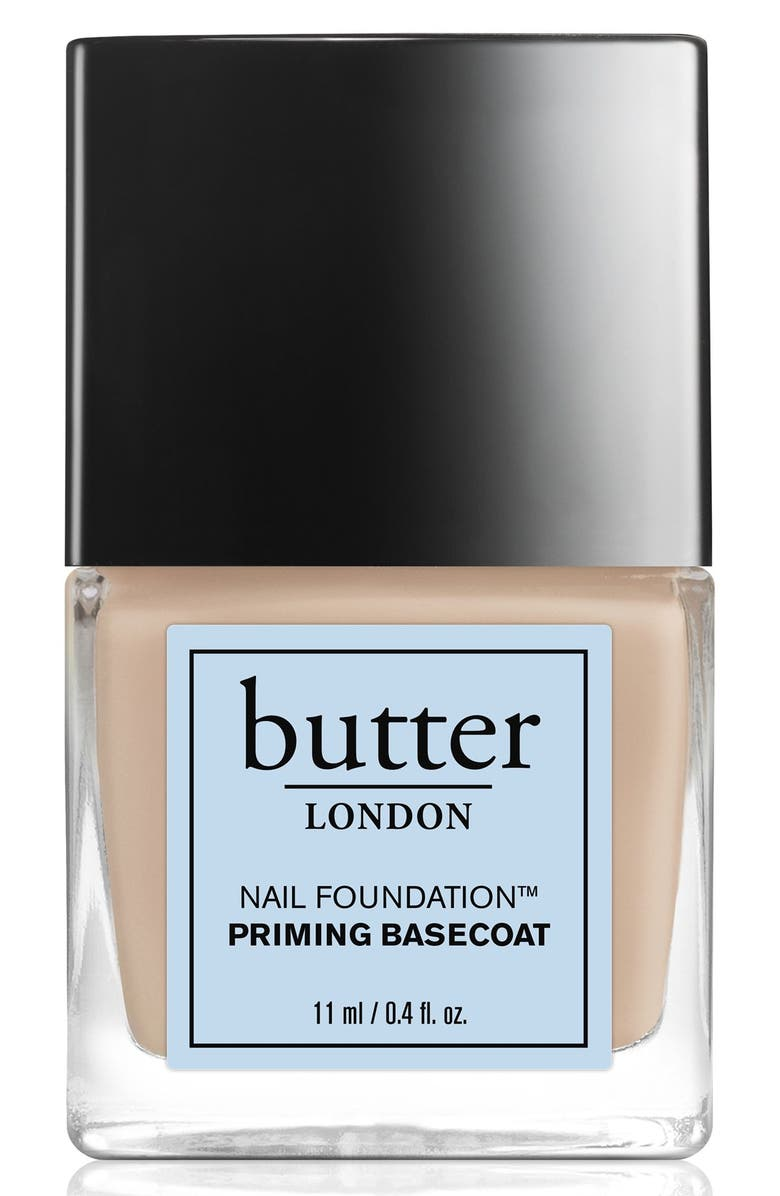 BUTTER LONDON 'Nail Foundation<sup>™</sup>' Priming Basecoat, Main, color, 000