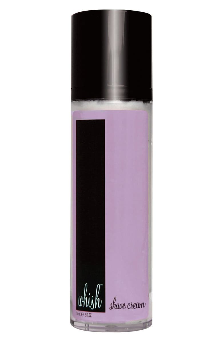 WHISH<SUP>™</SUP> Lavender Shave Cream, Main, color, 000