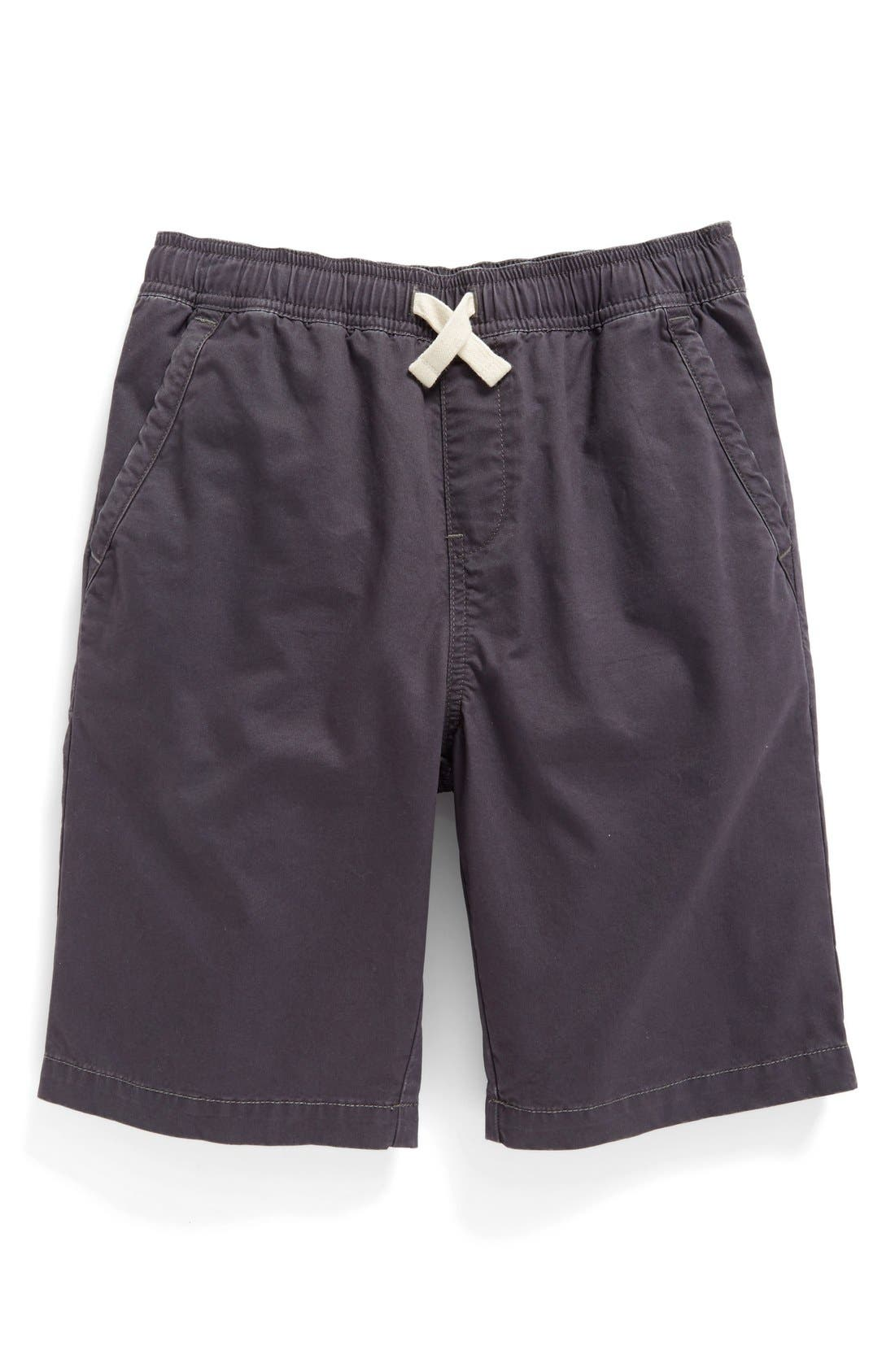 ,                             Cotton Twill Shorts,                             Main thumbnail 5, color,                             022